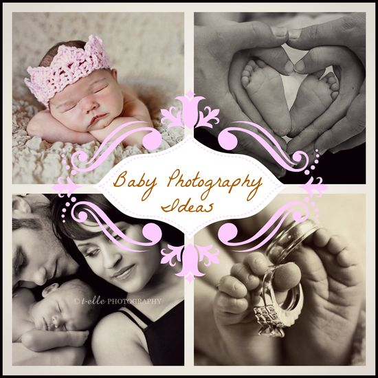 Cute Baby Photography Ideas
