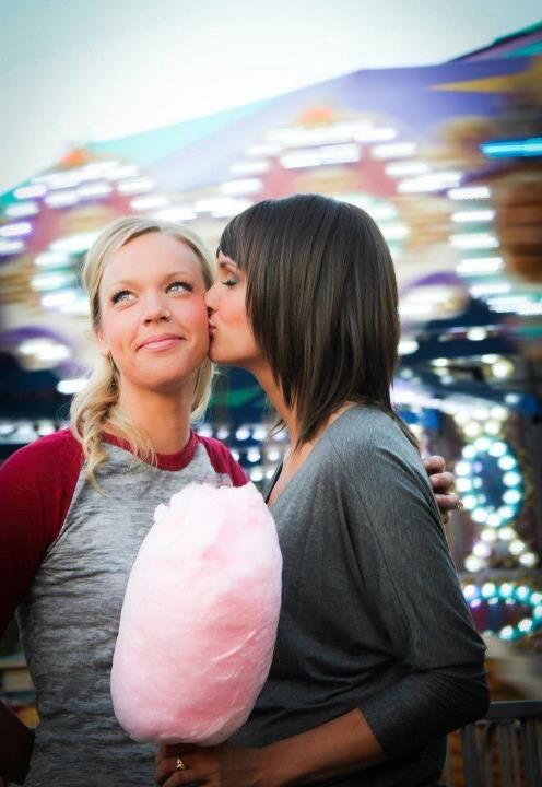 Lesbian Engagement Photos  Same-Sex Engagement Photo Ideas
