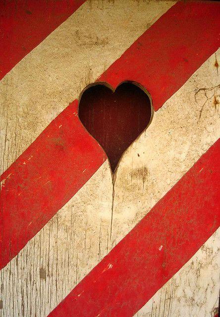 vintage heart...