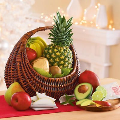 Fresh Fruit Gift Basket Classic $69.95 #Harry #David