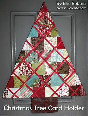 Display Christmas Cards I love this idea!!!