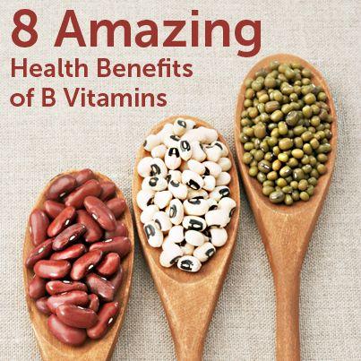 8 Amazing Health Benefits of B Vitamins www.everydayhealt...