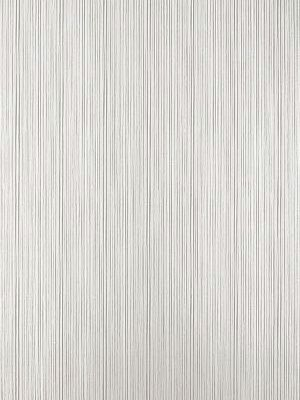 Schumacher Wallpaper Somerset Strie-Silver $174.99 per roll #interiors #decor #silver
