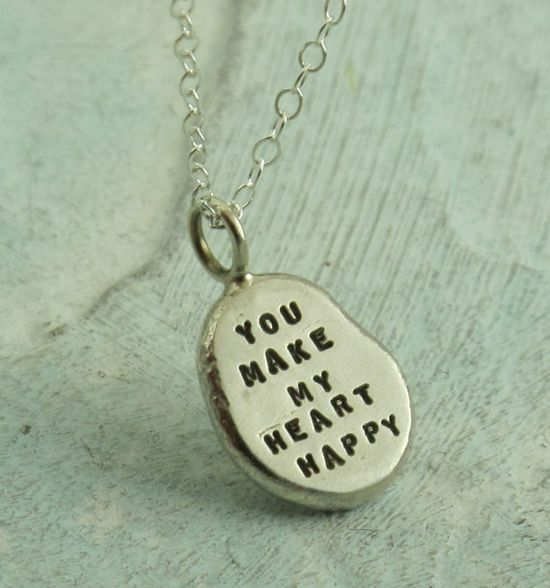 I'm finally getting around to adding a few of my nugget necklaces to my etsy shop :)