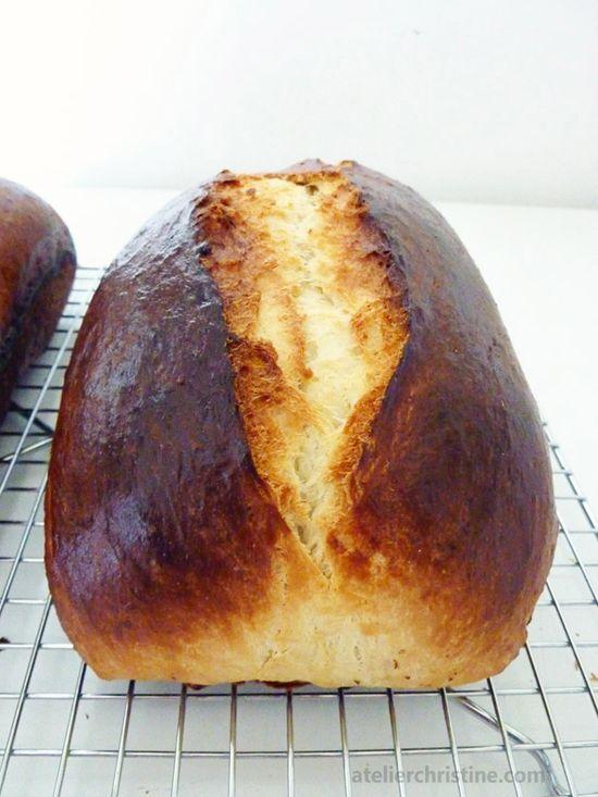 French Brioche Loaf
