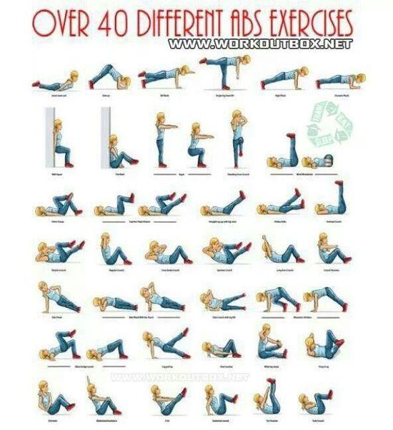 40 ab exercise