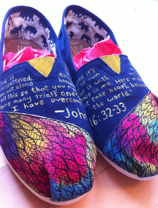 Perfect toms.