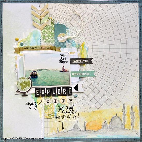 explore your city! by worqshop, via Flickr