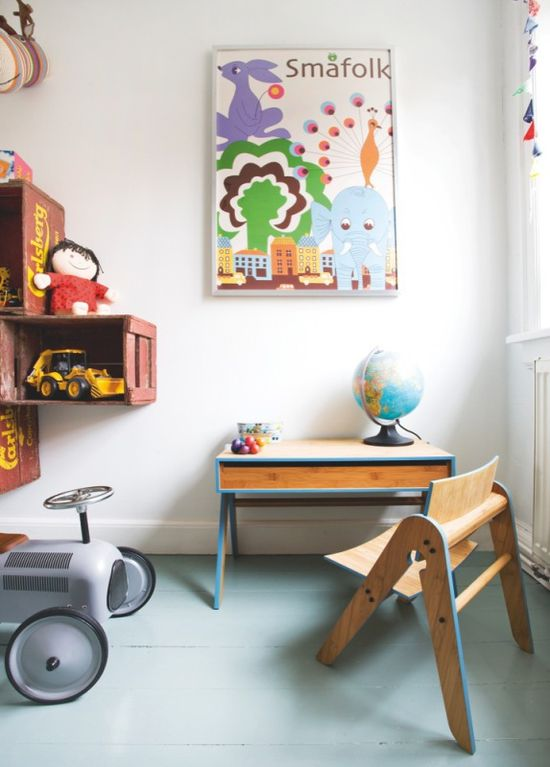 kids room..desk space