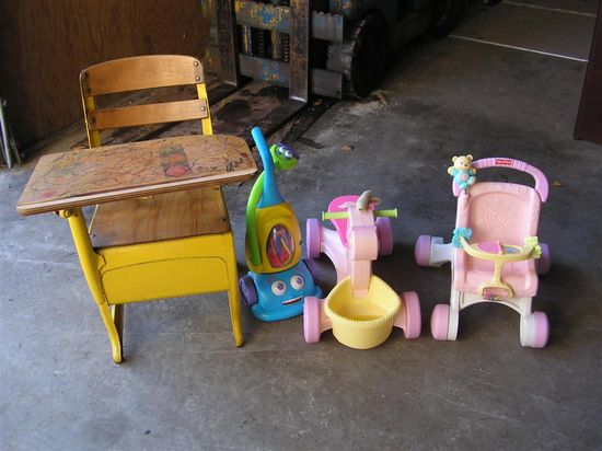 Children's Toy Lot