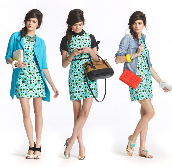 #dresscolorfully ksny mariam dress multi-tasks