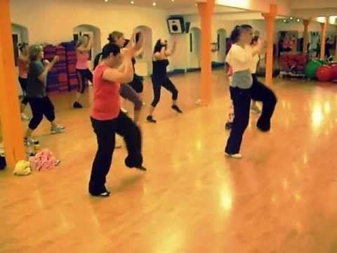 Zumba Kickbox Workout: Wipeout! - YouTube