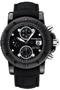 NEW MONTBLANC SPORT DLC CHRONOGRAPH AUTOMATIC MENS WATCH 104279