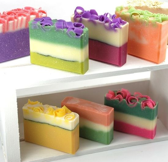 Misc. cool soaps