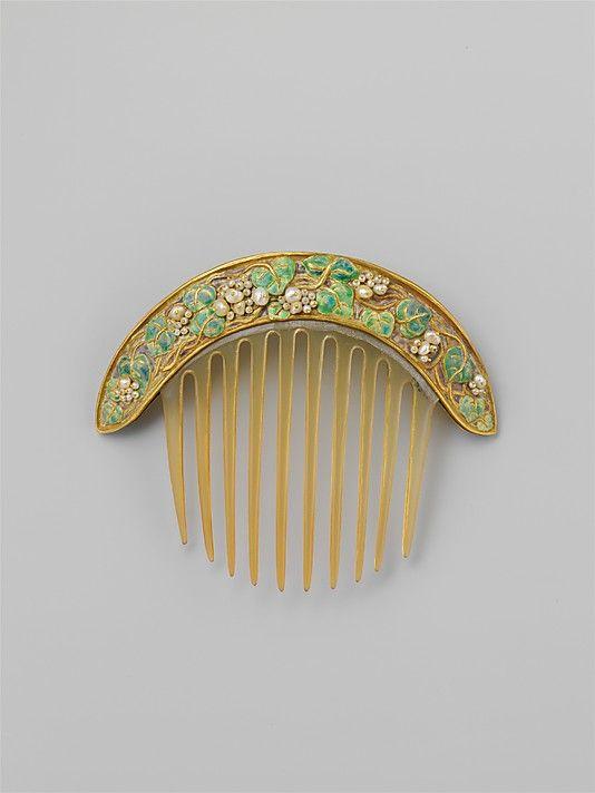 Hair Comb ca. 1905