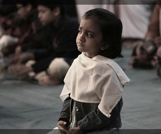 Concentration by HS Bhaskar #Photography #Girl #H_S_Bhaskar