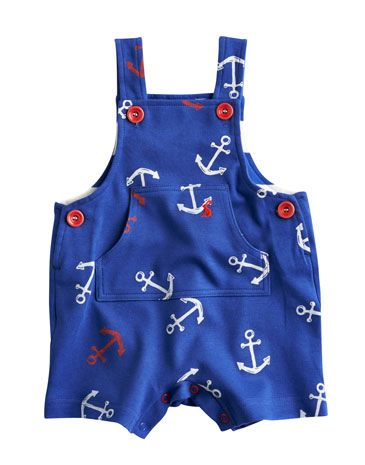 BABY DUNCAN Baby Boy Dungarees - joules