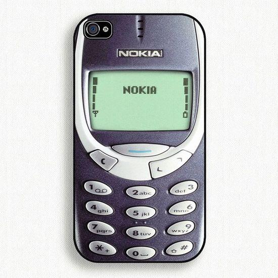 Nokia 3310 iPhone Case