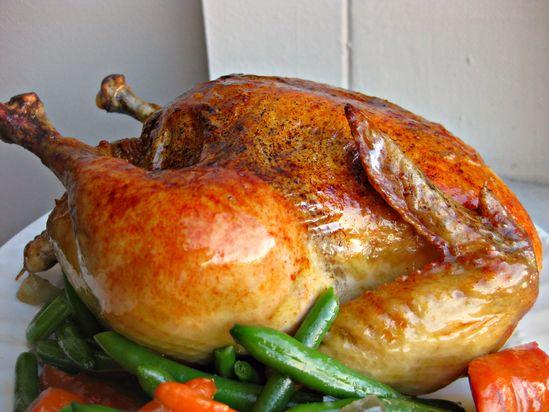 Thanksgiving Brined Turkey