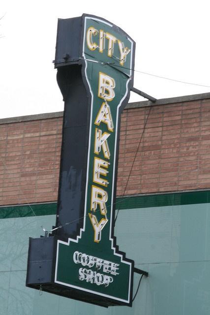 City Bakery & Coffee Shop....  Fergus Falls, MN