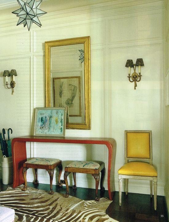 Nick Olsen in world of interiors