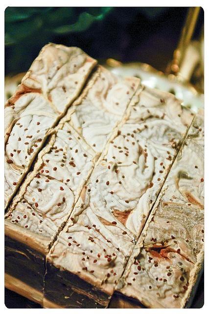 barbaroi frankincense artisan soap