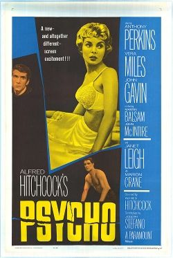 Psycho   1960 a movie everyone should see