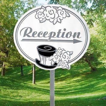 Wedding Reception Signs - Australian Wedding Ideas