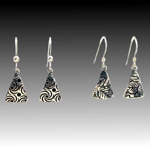 Handcrafted Art Jewelry, Handmade silver jewelry