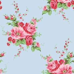 Wallpaper very similar to Cath Kidston - but cheaper!