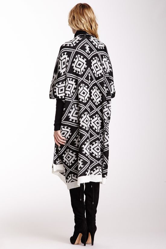 Diamond Knit Sweater