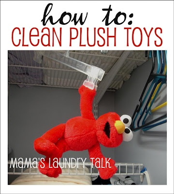 """Have a Plush that has been """"loved"""" to death and needs cleaning? Pin for """"How-to clean plush toys."""" #howto #coolideas #DIY"""