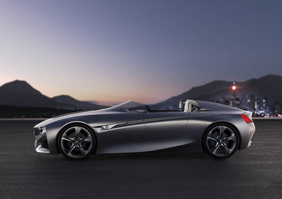 BMW Vision ConnectedDrive. © BMW Group.