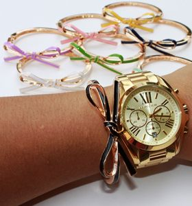 Kate Spade-Inspired Bow Bracelet, Just $6.99!