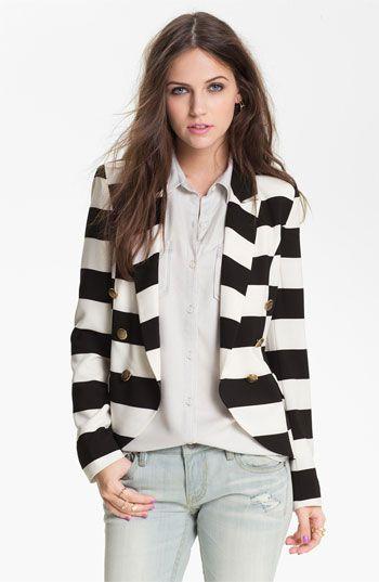 B+W stripes