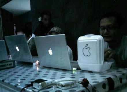 Mac joke
