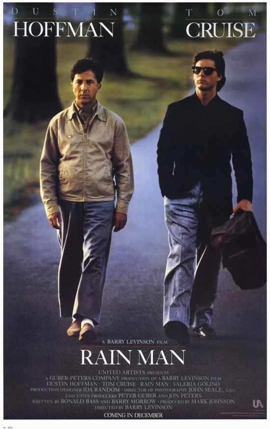Rain Man (1988) - Barry #Korean Films Photos