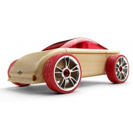 Automoblox Sports Car Red C9 is every little car enthusiast's dream! $39.99.