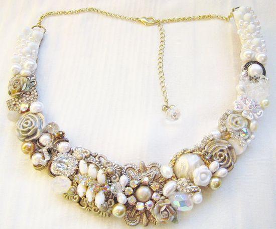 Cool Statement Necklace/Bib
