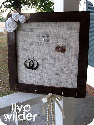 jewelry organizer ?