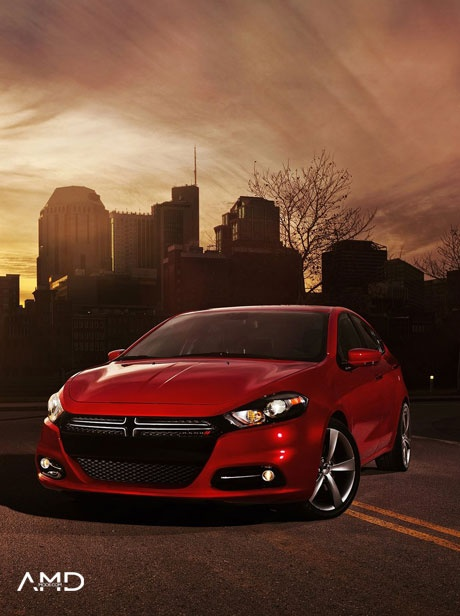 AMDMODE - The All-New 2013 Dodge Dart expresses an impressive level of visual drama!    Discover all the details of our beautiful Car of the Week. #cars #men