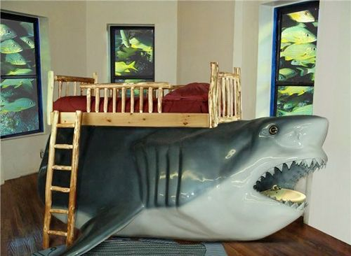 If I had a kid I would get them this bed for sure. I might get it for me.