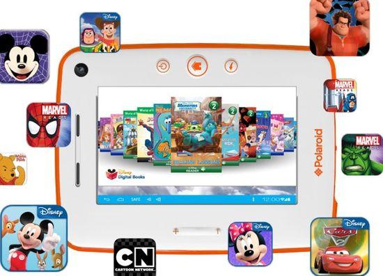 Polaroid tablet 2 for kids vs Ingo Monster High » Phone Reviews