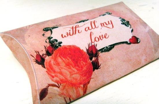 Romantic Valentine Gift box!