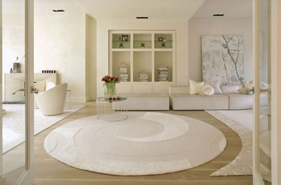 White Interior Home Design 2014