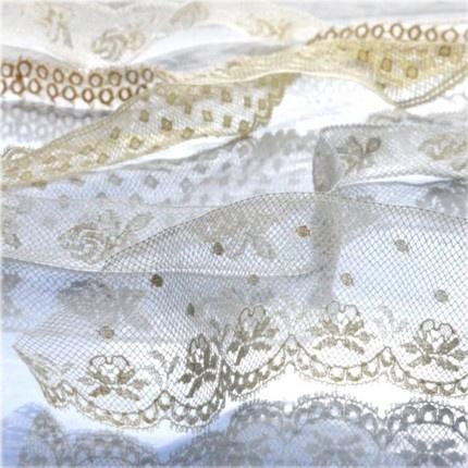 vintage lace...
