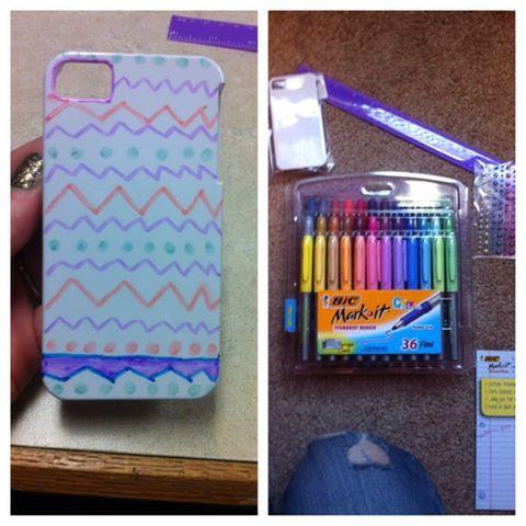 My new phone case! Isn't it pretty?! #BICMarkitPromo