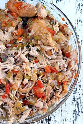 Crock-pot Chicken Tacos