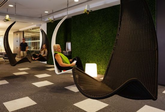 Image on Work Design: Interiors, Architecture, and Employee Engagement  workdesign.co/...