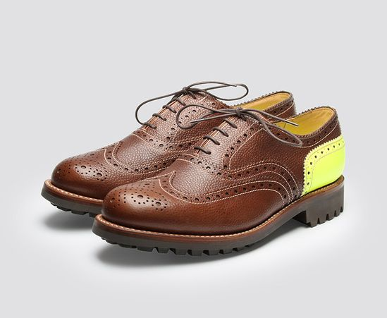 Grenson Fall/Winter 2013 Shoes Collection